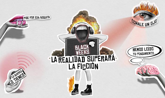 BLACK WEEKS Globomatik ofertas