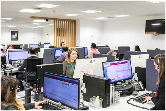 Centro de atención al cliente de LG en Valencia