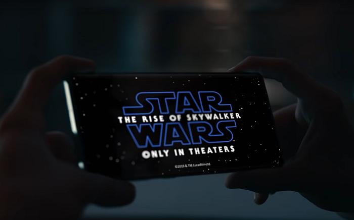 Samsung colaboración Star Wars
